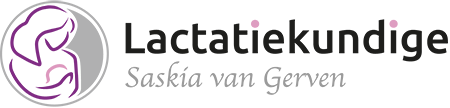 Lactatiekundige Saskia van Gerven Logo