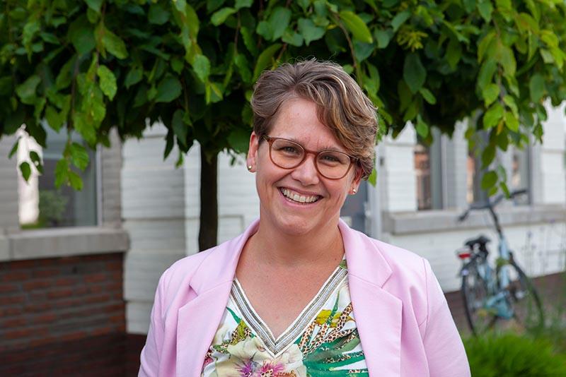 Portretfoto Saskia van Gerven